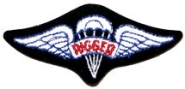 "Patch ""Rigger Wings"""