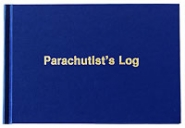 Logbook (Parachutist-Log) USPA